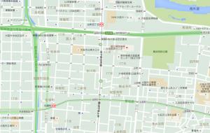 GoogleMapの色やデザインをカスタマイズ