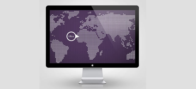 無料の世界地図素材