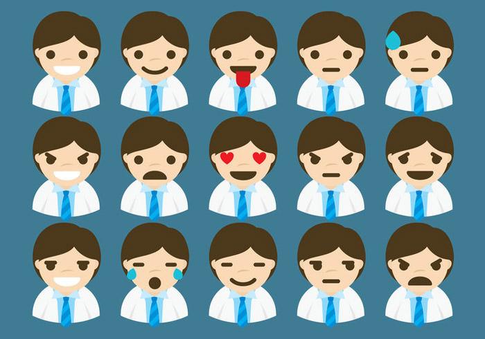doctor-emoticons-vector